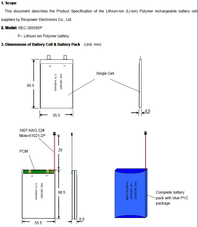 7.4V-1400mAh Li-ion Polymer battery pack .jpg